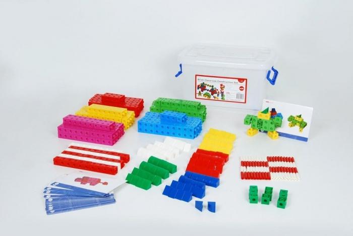Cuburi de construcții plastic 0