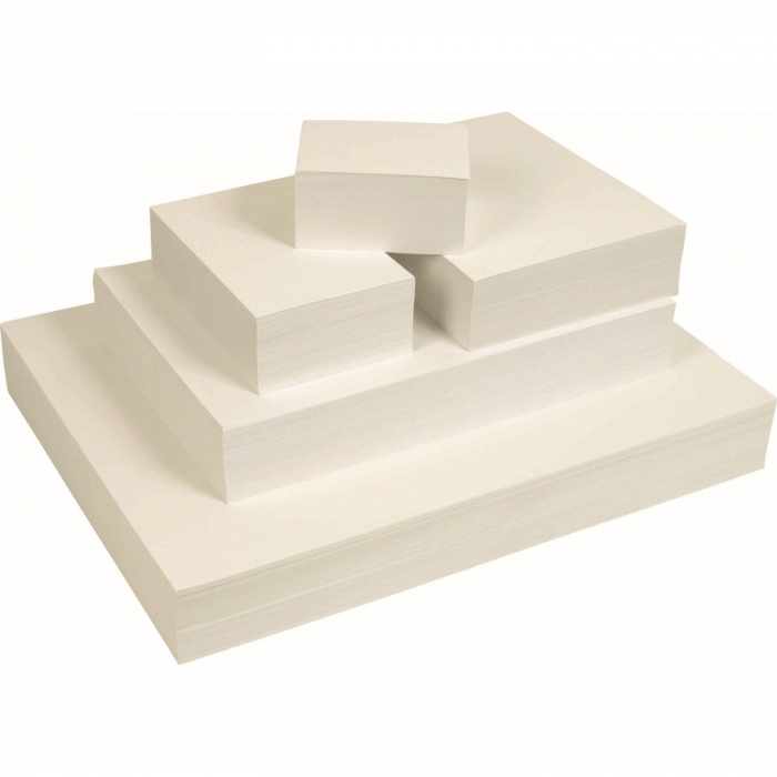 Foaie albă de desen A3, 120 grm 0