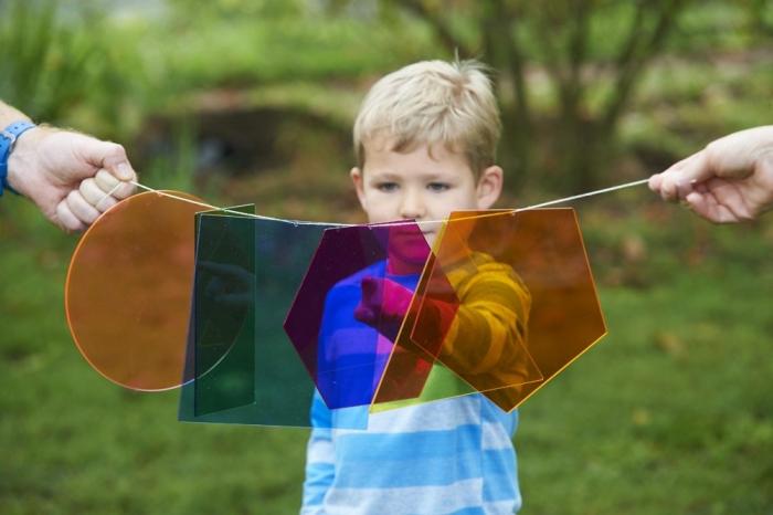 Forme uriașe pentru amestecarea culorilor, TickiT, set de 6 elemente, multicolor 3