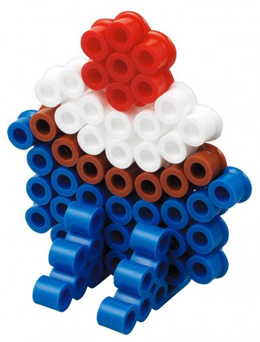 FRUCTE - 600 margele HAMA MAXI in cutie 1