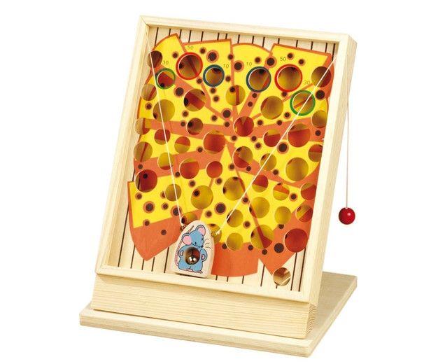 Joc dexteritate - Șoarecele cu  cașcaval 0