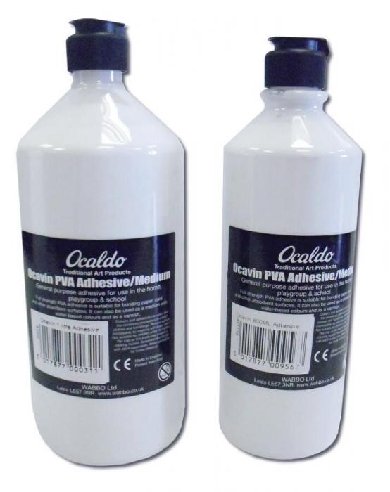 Lipici lichid transparent general - negru - 600 ml [0]