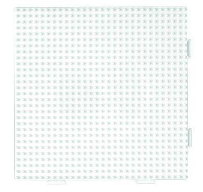 LITERE - 2000 mărgele HAMA MIDI în cutie cu agățător [3]