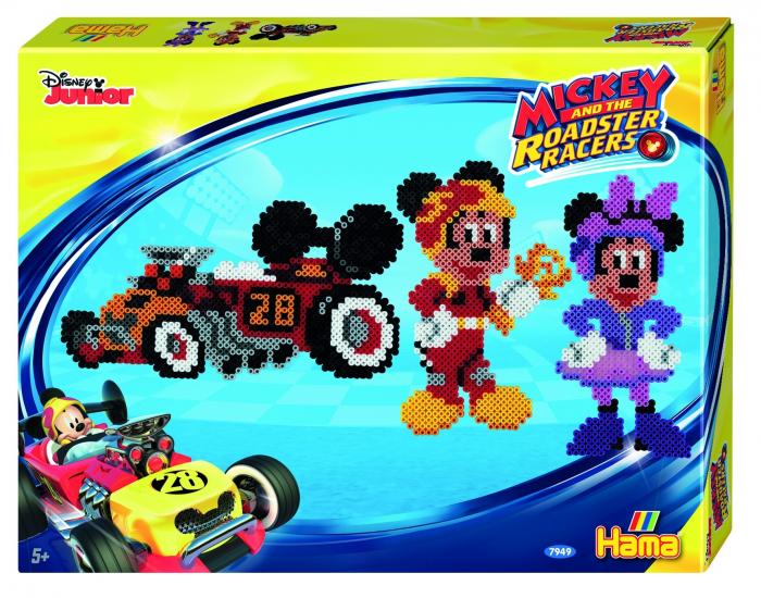 Margele de calcat HAMA MIDI Mickey Disney 4000 in cutie [0]