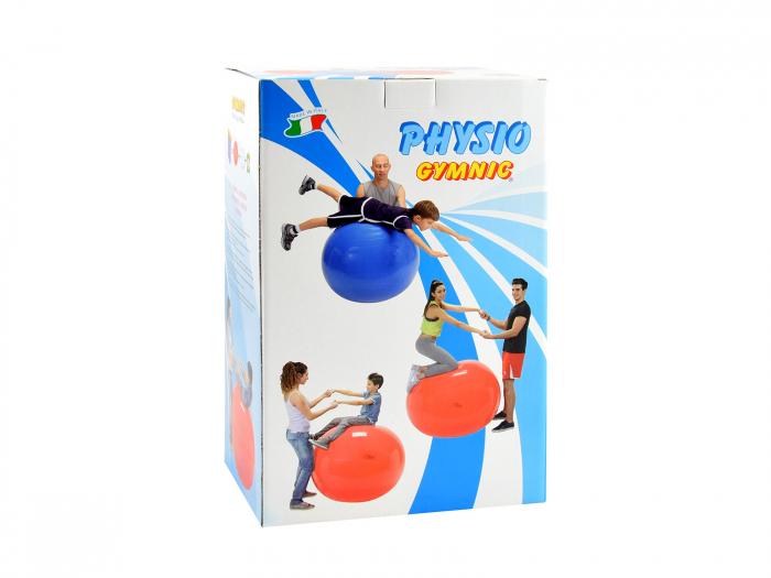 Minge fizioterapeutică Gymnic Fizio 120-roșu [0]