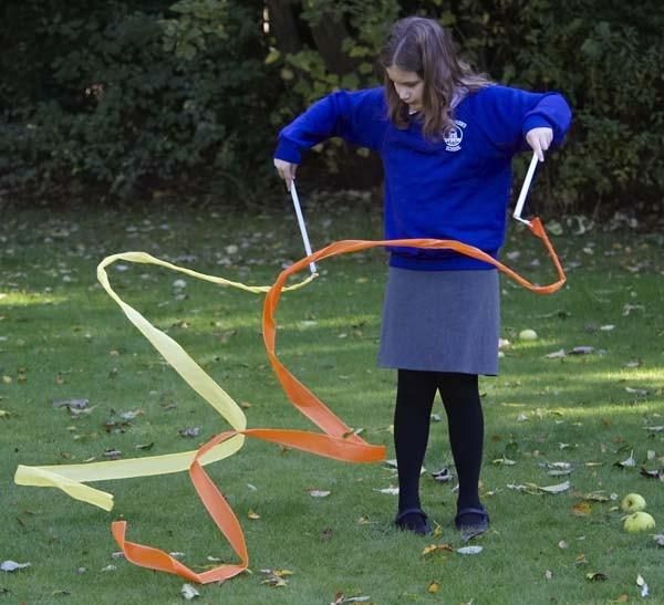 Panglici de dans, Edx Education, set de 6 bucăți, multicolor 4