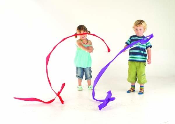 Panglici de dans, Edx Education, set de 6 bucăți, multicolor 0
