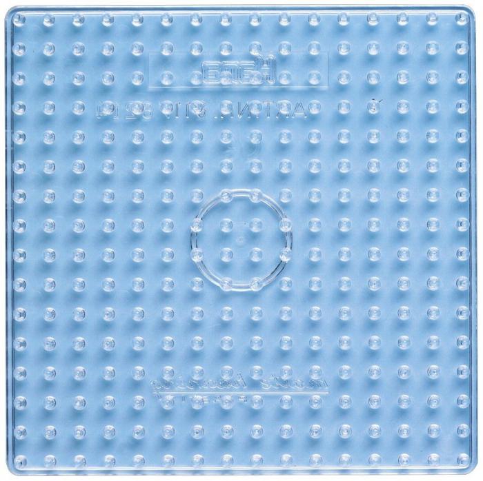 PATRAT MARE - planseta transparenta HAMA MAXI 0