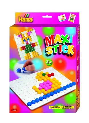 Planseta PATRAT IEPURASUL cu 140 tepuse ciuperci MAXI STICK in cutie de cadou 0