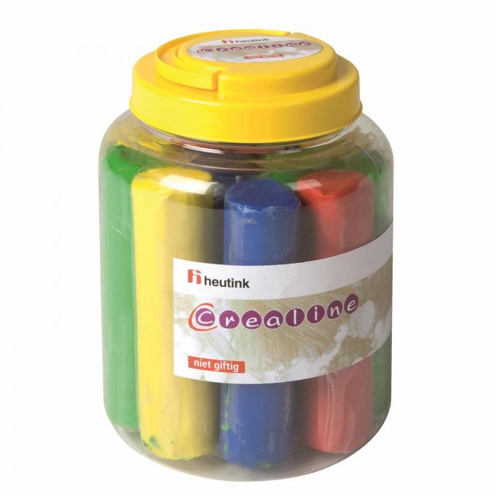 Plastilină 4 culori 1.4 kg 0