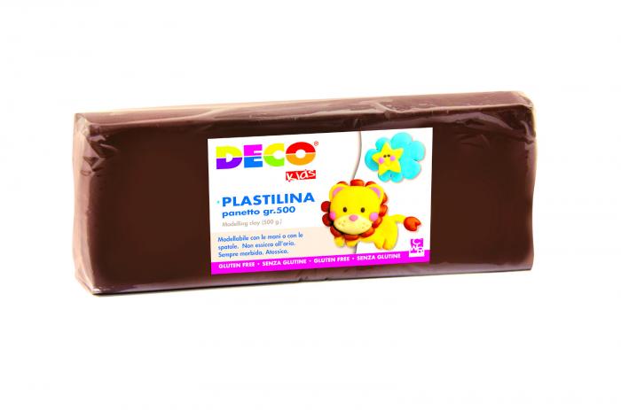 Plastilină 500 g maro [0]