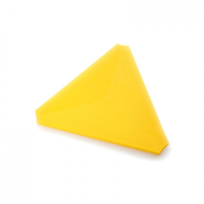 Platformă triunghiulară pentru traseu psihomotric 0