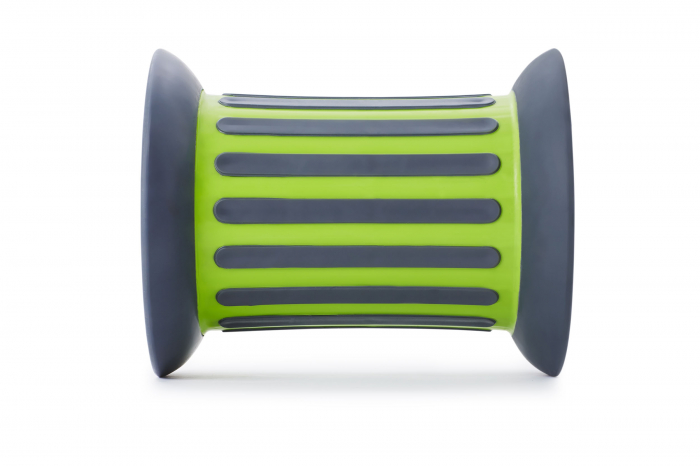 Cilindru de echilibru cu nisip - ROLLER verde 0