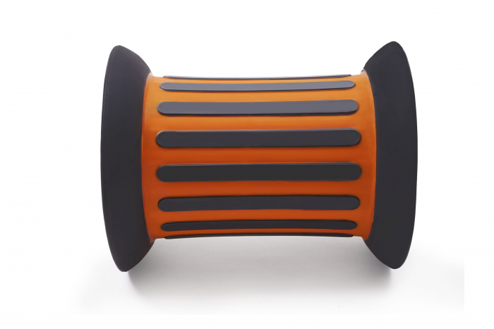 Cilindru echilibru cu nisip ROLLER portocalie 0