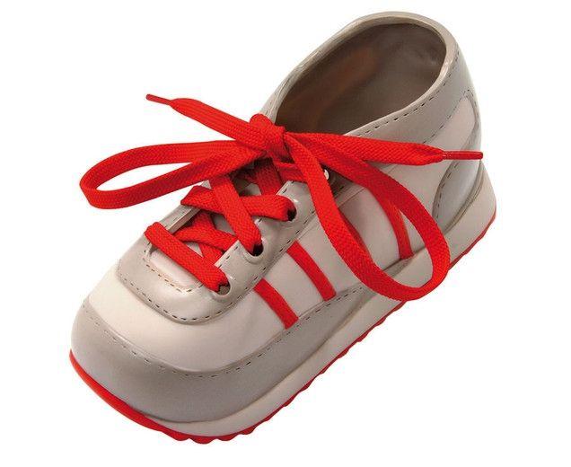 Să legăm șiretul - pantof de  joacă 0