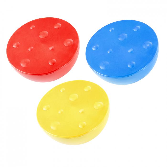 Semisfere de echilibru set de 6 bucăți 0
