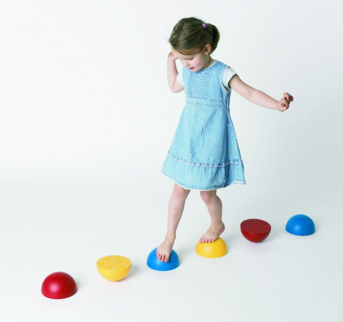 Semisfere de echilibru set de 6 bucăți 2