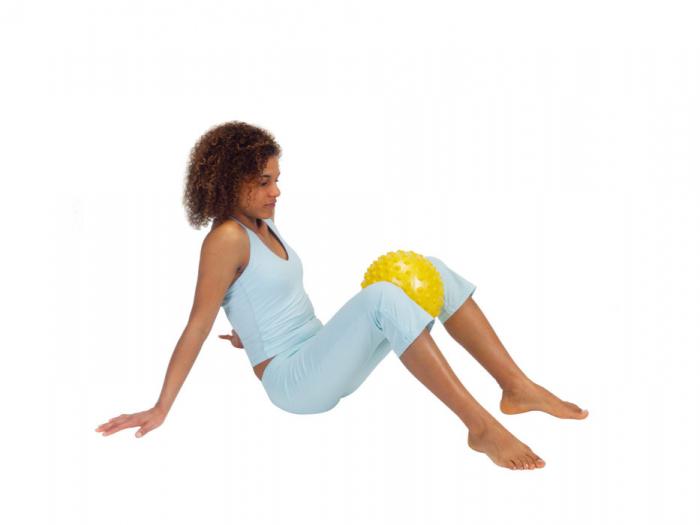 Sensyball mediu, minge cu țepi 1
