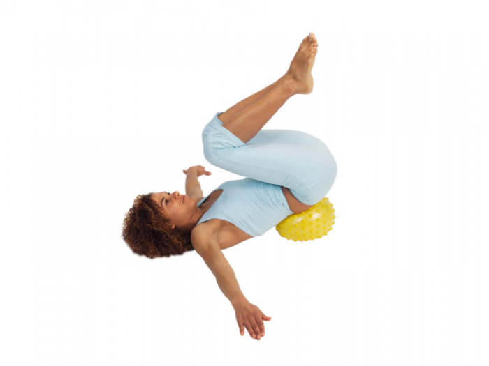 Sensyball mediu, minge cu țepi 2