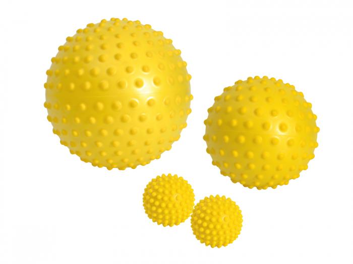Sensyball mediu, minge cu țepi 3