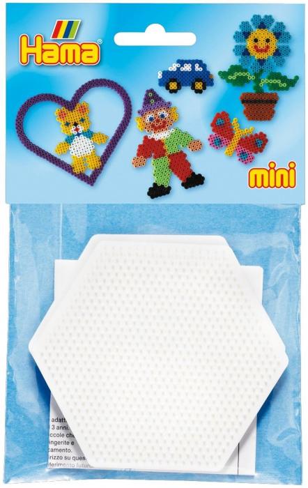 Set 2 plansete de lucru MINI: 2 buc. Hexagon 0