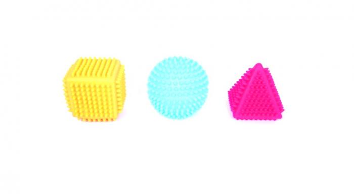 Set de 3 forme geometrice senzoriale 0