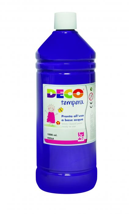 Tempera DECO 1000 ml violet [0]
