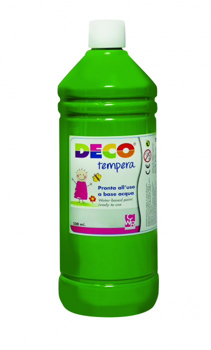 Tempera DECO 500 ml verde briliant [0]