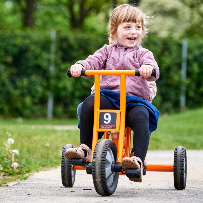 Tricicleta Medie Circleline robustă și populară 3