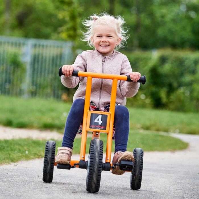 Tricicleta Medie Circleline robustă și populară 1
