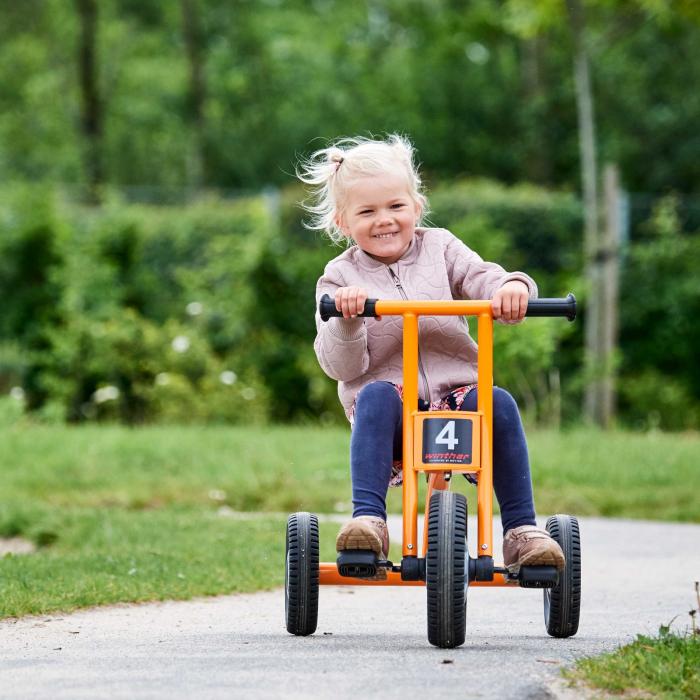 Tricicleta Medie Circleline robustă și populară 2