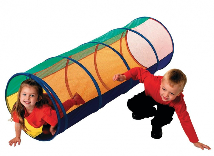 Tunel de joaca lungime 150 cm diametru 45cm 0