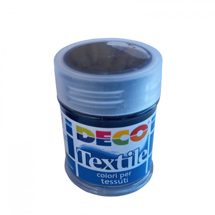 Vopsea neagră pentru material textil în flacon de 35 ml [0]