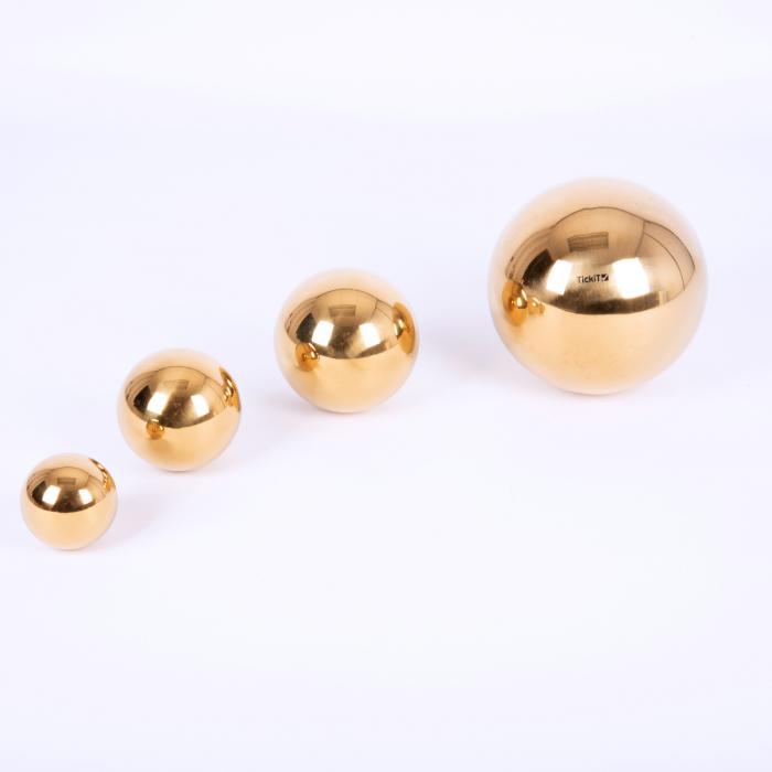 Bile senzoriale reflectorizante aurii 1