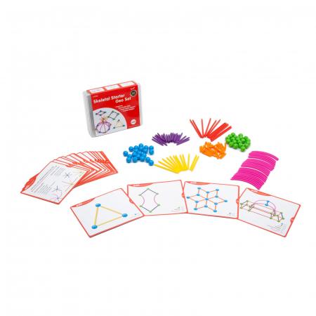 Kit Geometric Schelet - începători0