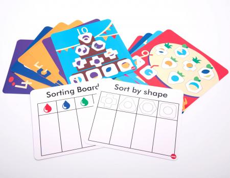 Cărți de activitate pentru jocul șurub și piuliță2