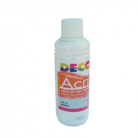 Vopsea acrilică, set de 6 culori de 250 ml [6]
