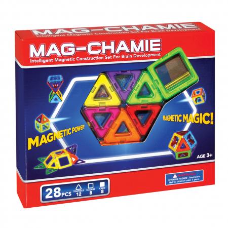 Joc de construcții magnetic spațial0