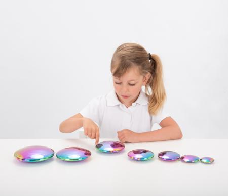 Discuri senzoriale reflective cu explozie de culori2