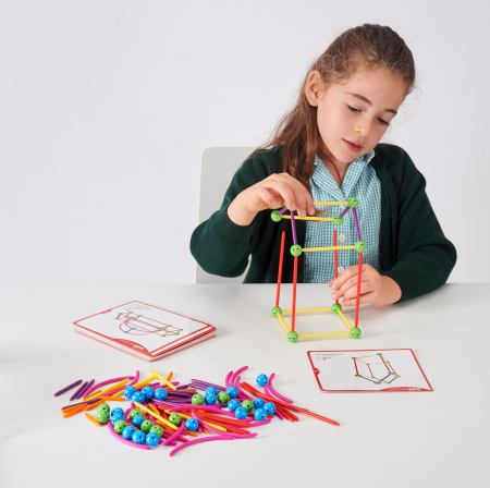 Kit Geometric Schelet - începători3