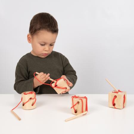 Forme din lemn pentru împletit3