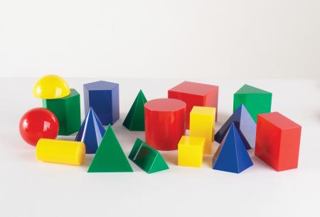 Set de 17 corpuri geometrice mari [4]