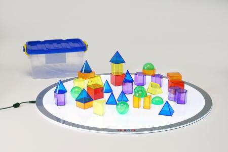 Forme geometrice transparente [3]
