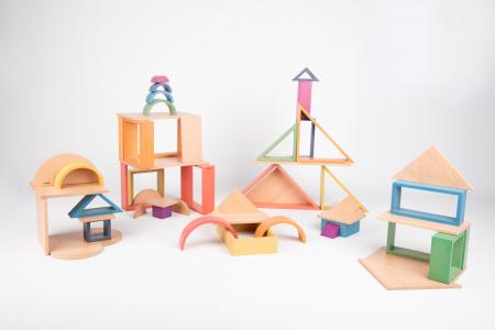 Set arhitectură curcubeu [4]