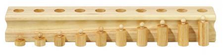 Set de 4 cilindre Montessori - Cylinder Blocks2