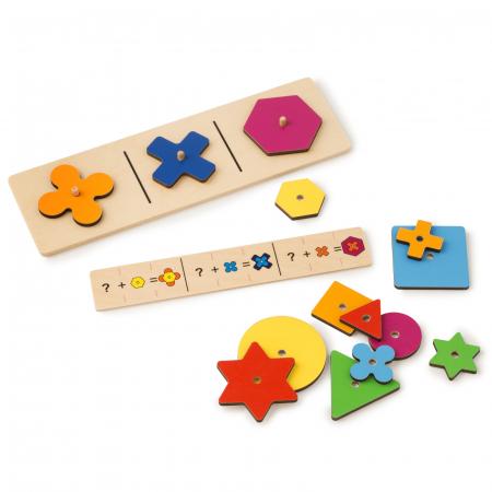 Joc de dezvoltare cognitivă, Construiește o Floare2