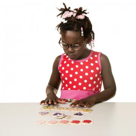 Joc de dezvoltare cognitivă  și recunoaștere nuanțelor, Închis-Deschis3
