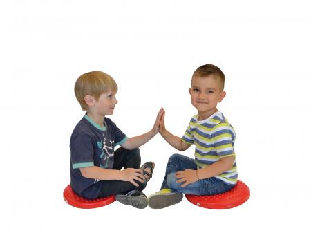 Pernă gonflabilă ergonomică Disc'o'Sit junior2