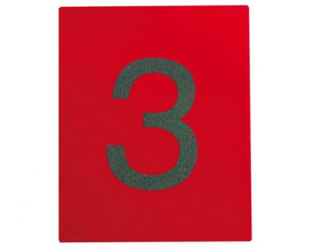 Set de numere din șmirghel1