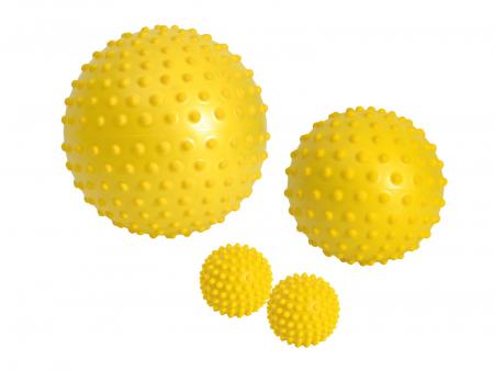 Sensyball mic, minge cu țepi set de 2 bucati3